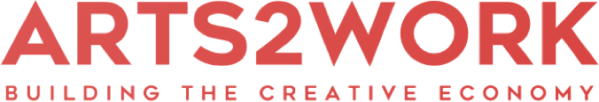 Arts2Work logo